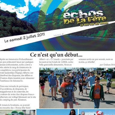Échos de la Fête 2011